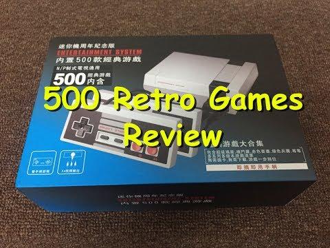 nintendo 500 in 1 review