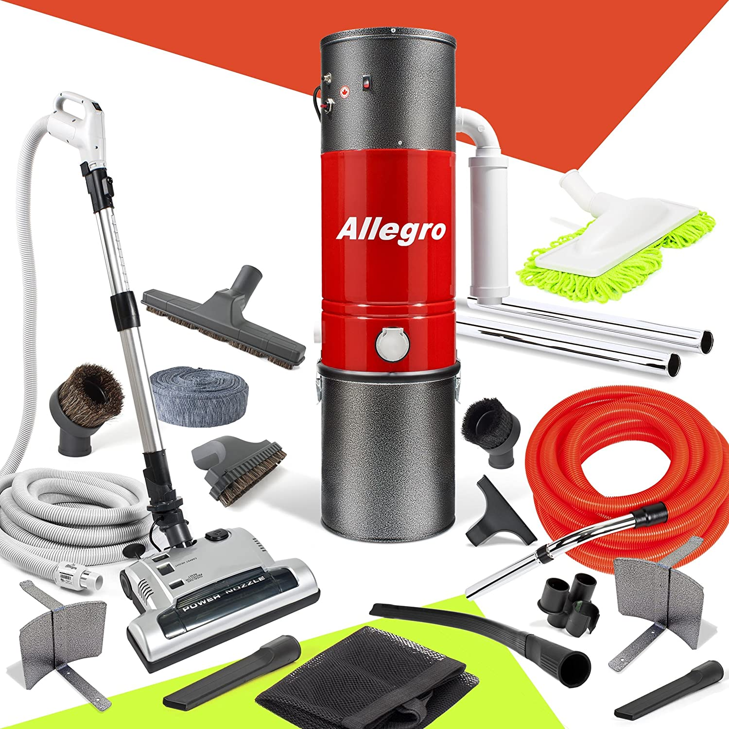 whole house vacuum system reviews