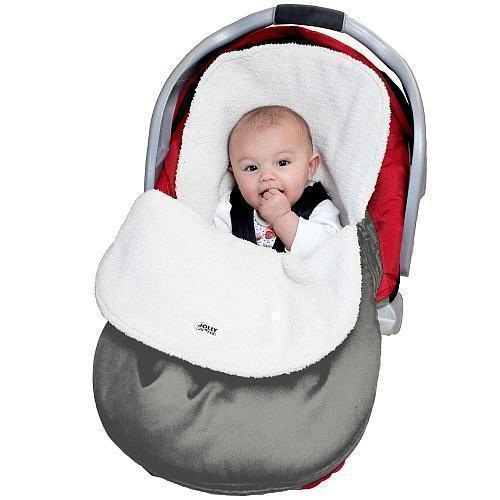 jolly jumper car seat cover review