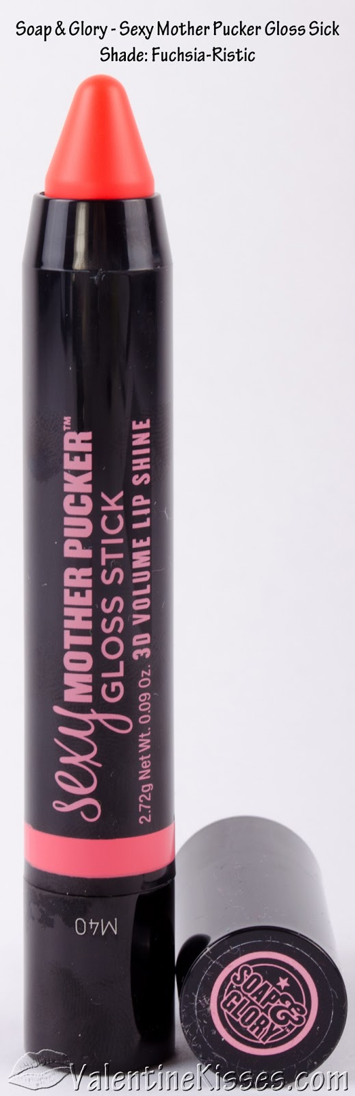 soap and glory gloss stick review