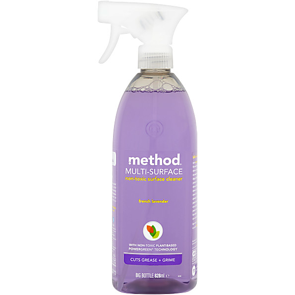 method multi surface cleaner review