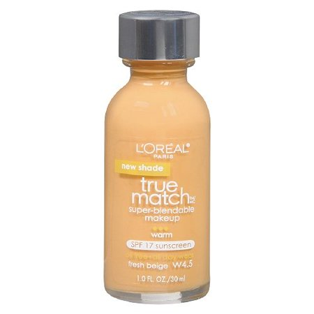 l oreal true match w4 review