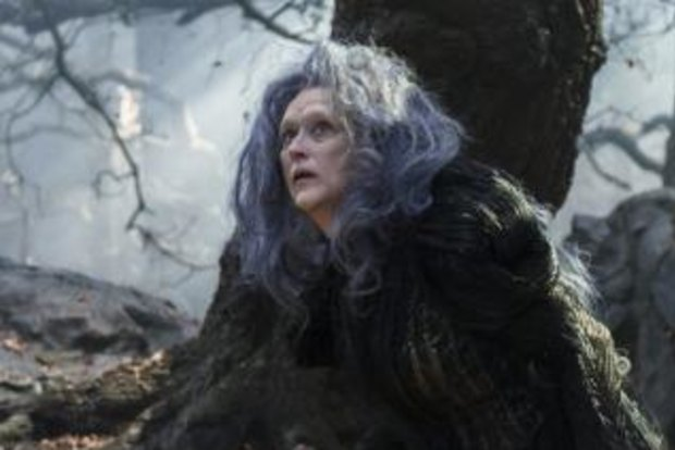 into the woods musical review