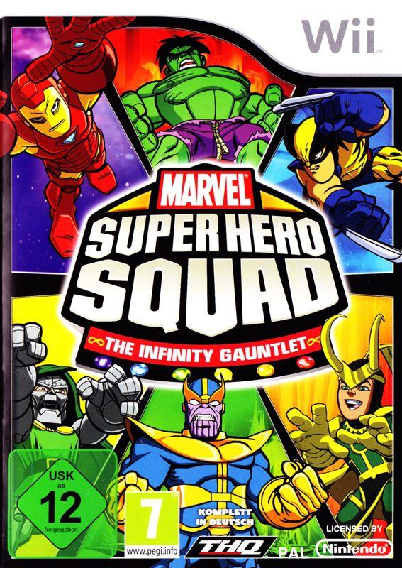 marvel super hero squad xbox 360 review