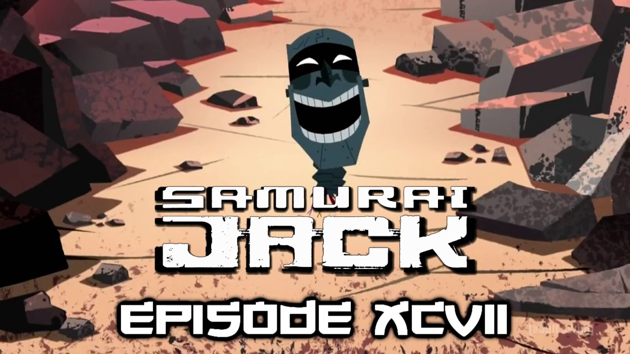 samurai jack season 5 episode 9 review