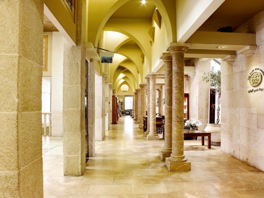 olive tree hotel jerusalem reviews