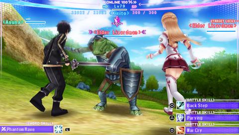 sword art online infinity moment review