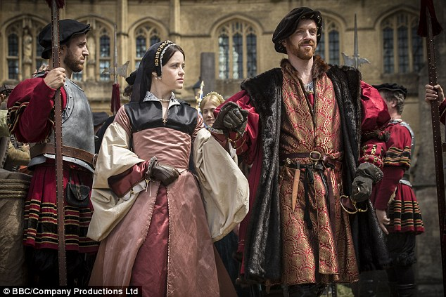 wolf hall tv series review