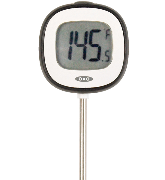 oxo instant read thermometer review