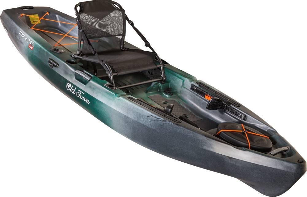 old town fishing kayak reviews