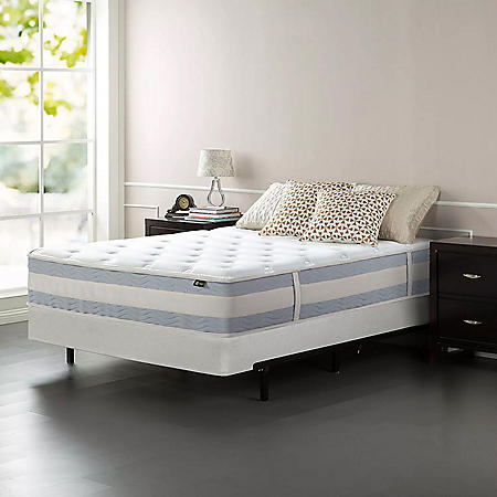 zinus night therapy mattress reviews