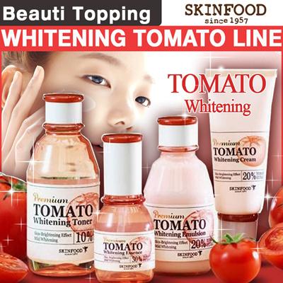 skinfood tomato whitening cream review