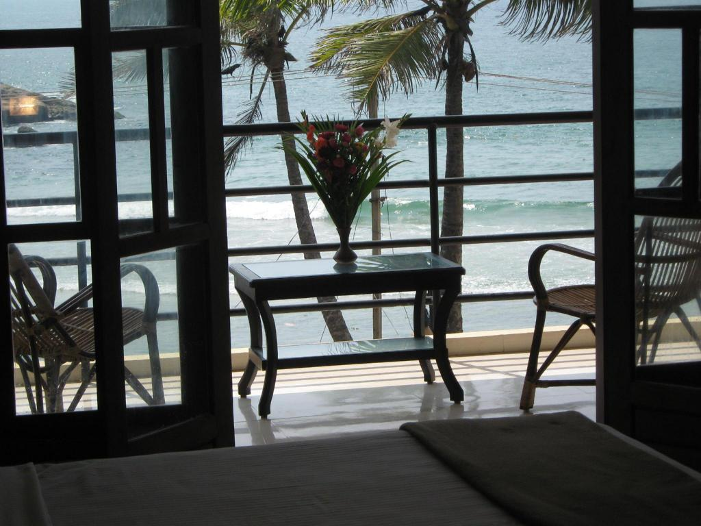 ocean park beach resort kovalam reviews