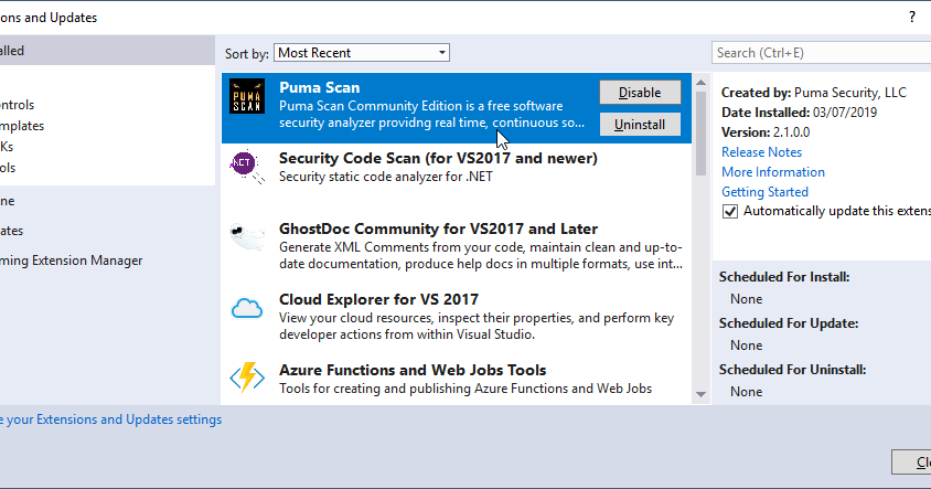 open source security code review tools