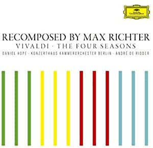recomposed by max richter review