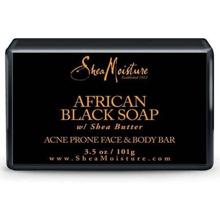 shea moisture black soap bar reviews
