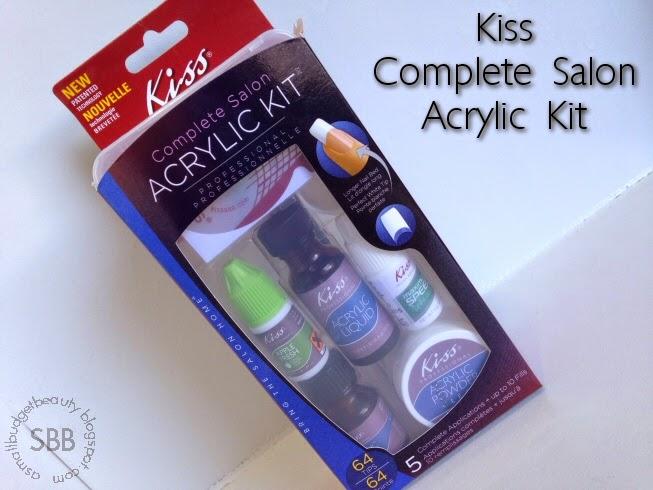 kiss complete salon acrylic kit review