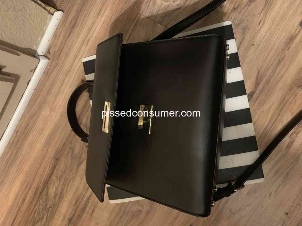 kate spade customer service review