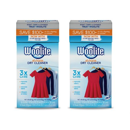 woolite at home dry cleaner review