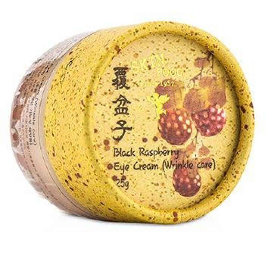 skinfood black raspberry eye cream review