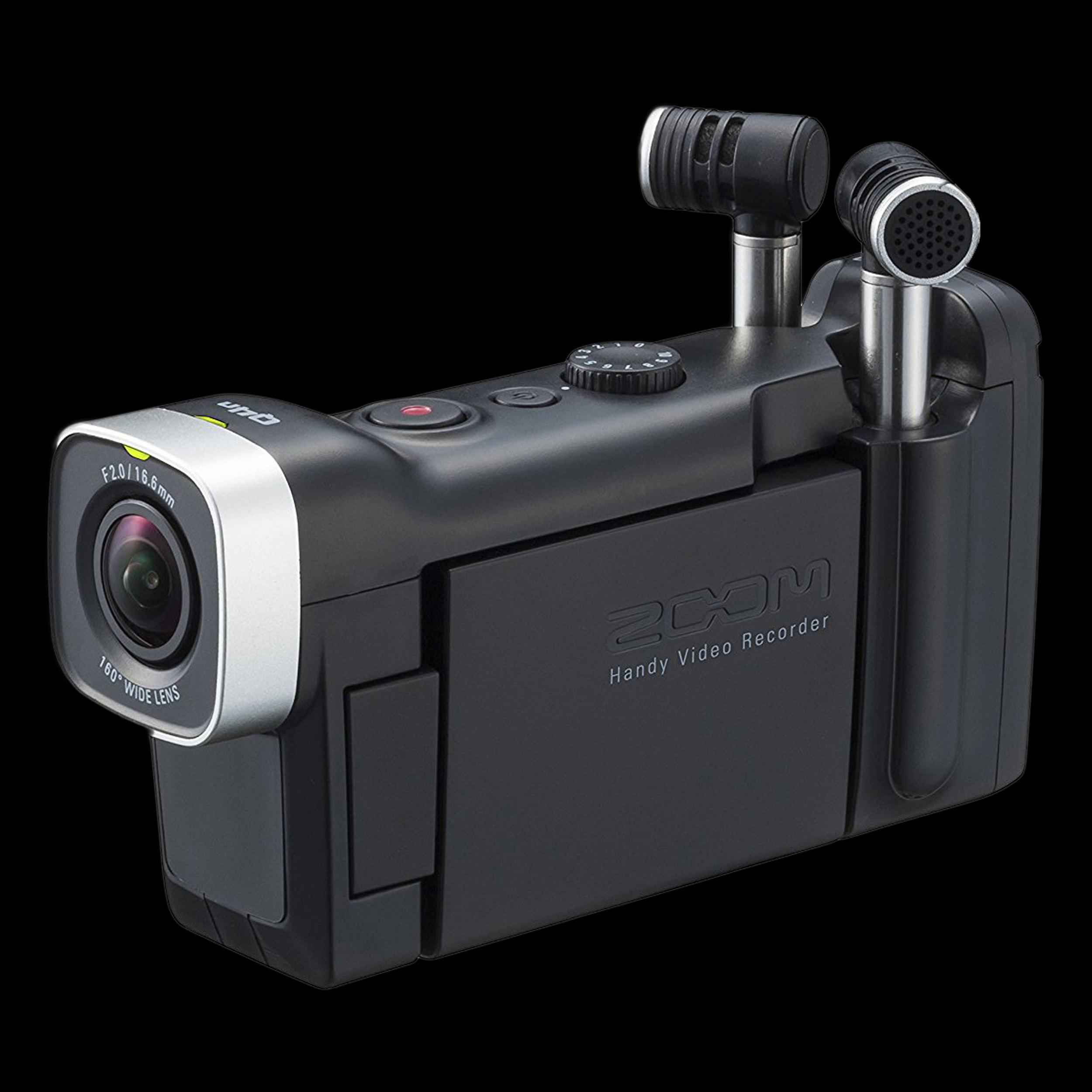 zoom q4n handy video recorder review