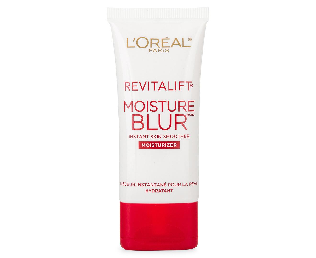 l oreal revitalift blur cream review