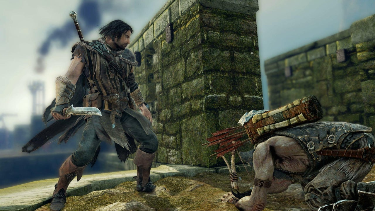 shadow of mordor ign review
