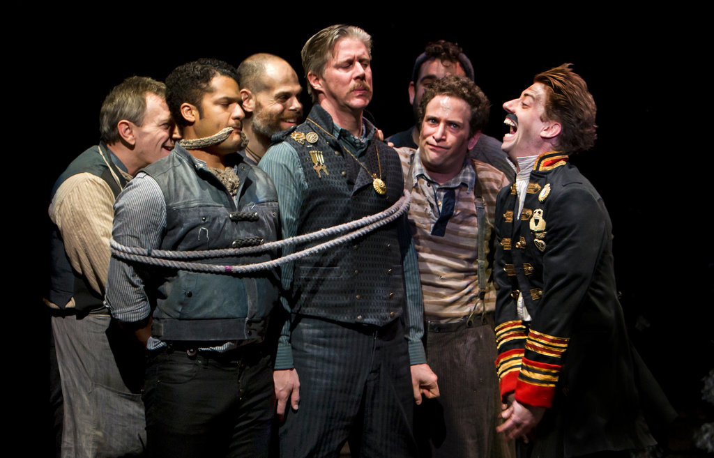 peter and the starcatcher review
