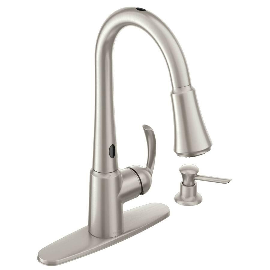 moen boutique kitchen faucet review
