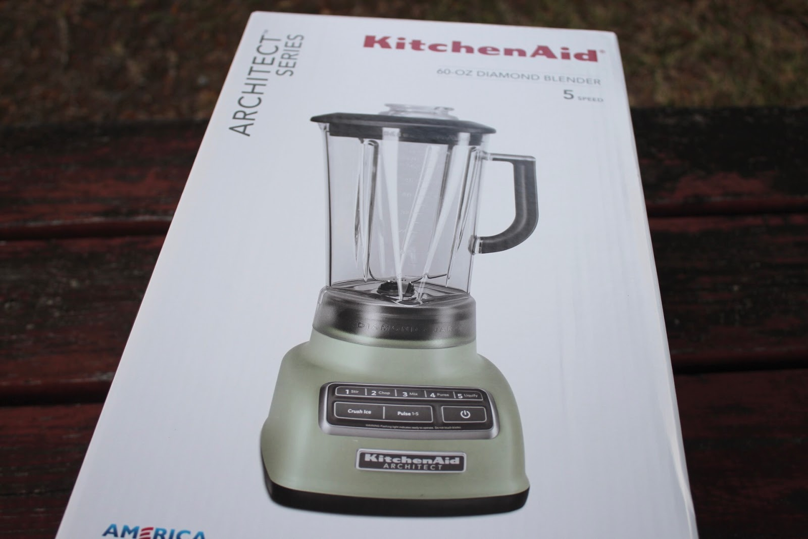 kitchenaid architect stand blender review