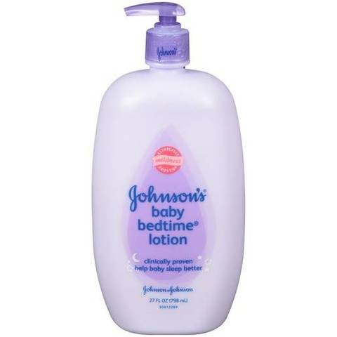 johnson and johnson baby lotion review