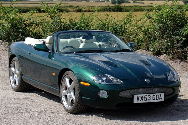 jaguar xk 4.2 review