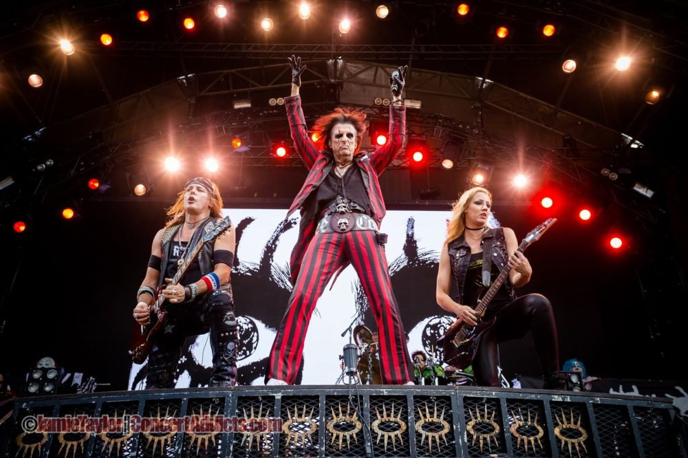 spend the night with alice cooper reviews
