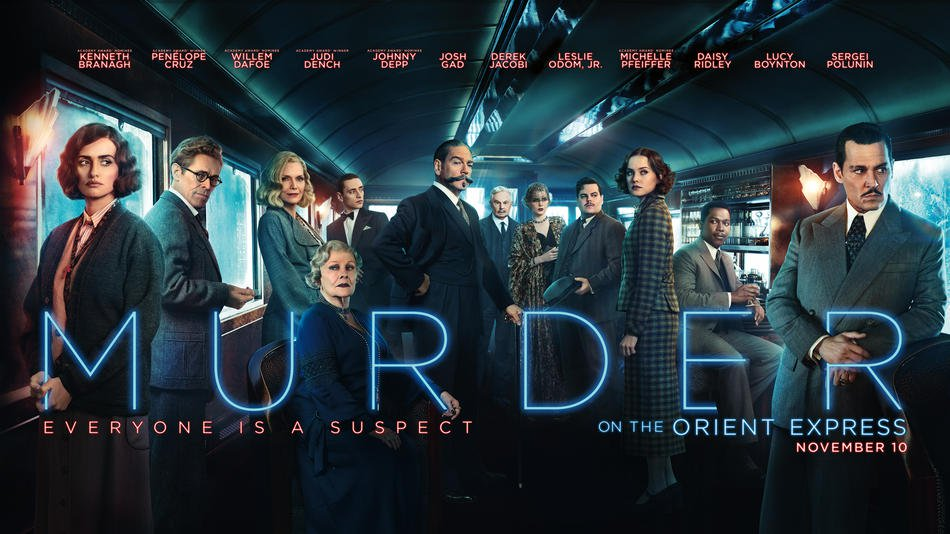 review murder on the orient express 2017