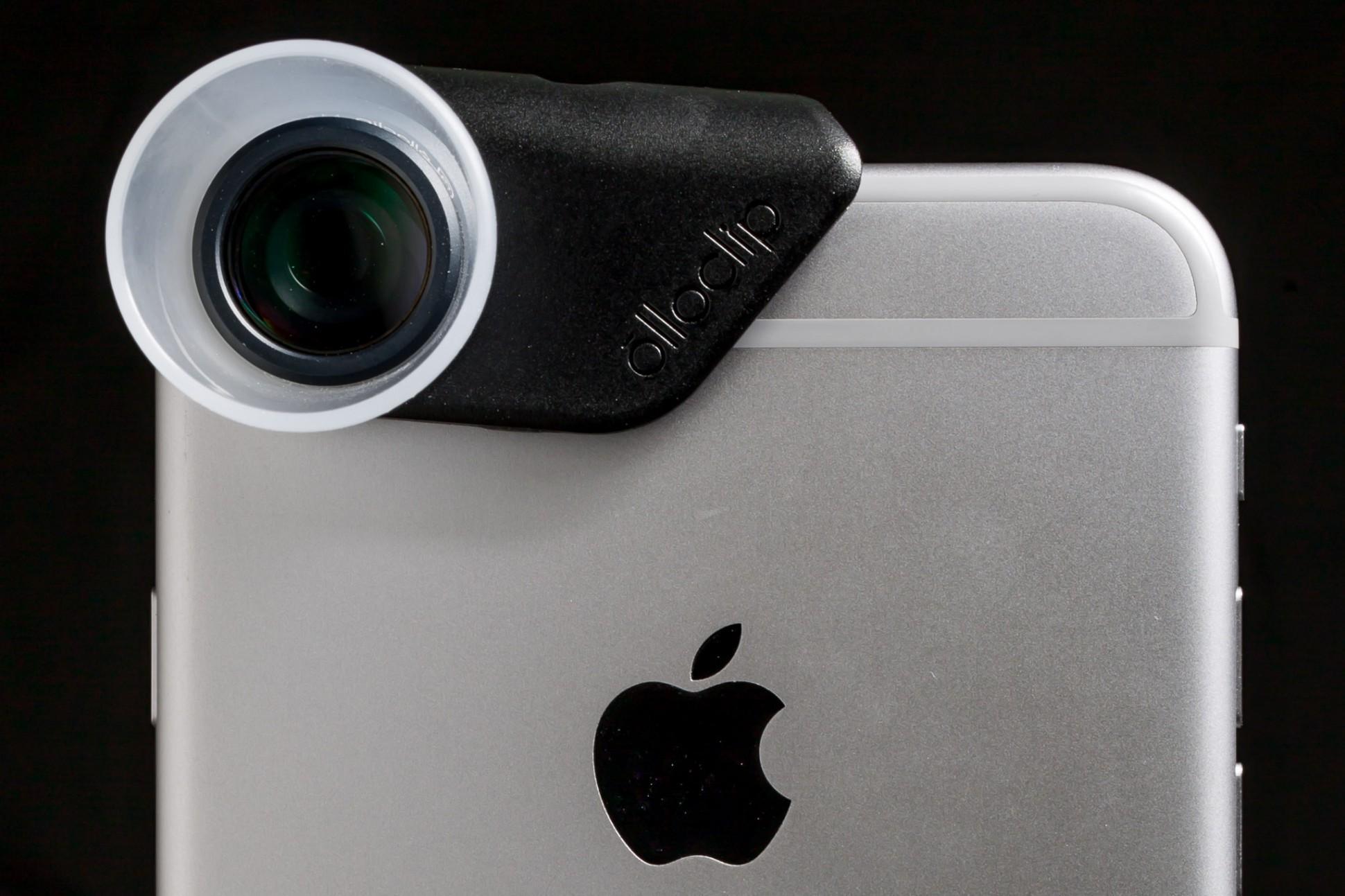 olloclip iphone 6s plus review