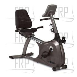 vision fitness r2200 recumbent exercise bike review
