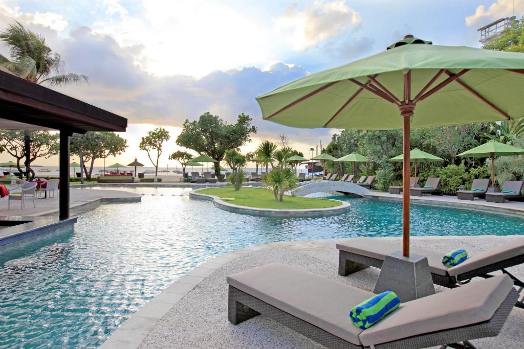 the tanjung benoa beach resort reviews