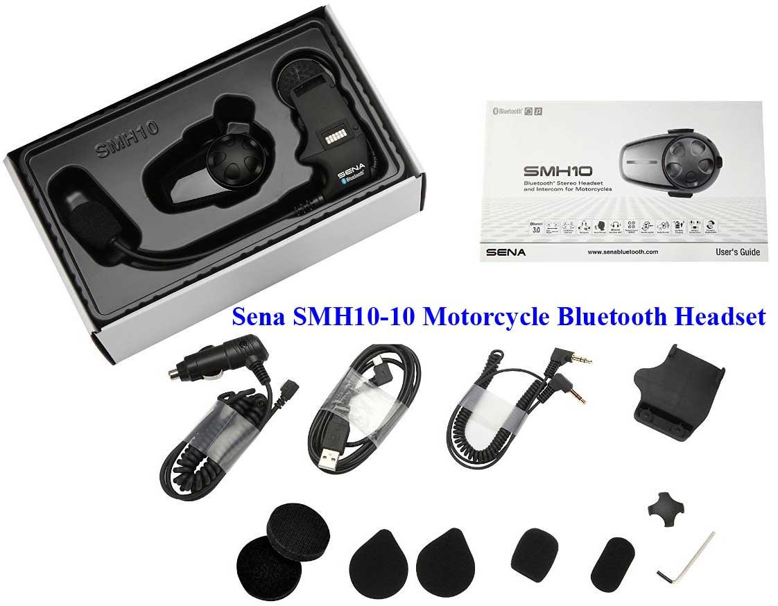 sena smh10 motorcycle bluetooth headset review