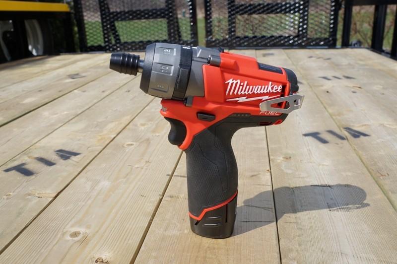milwaukee m12 fuel screwdriver review