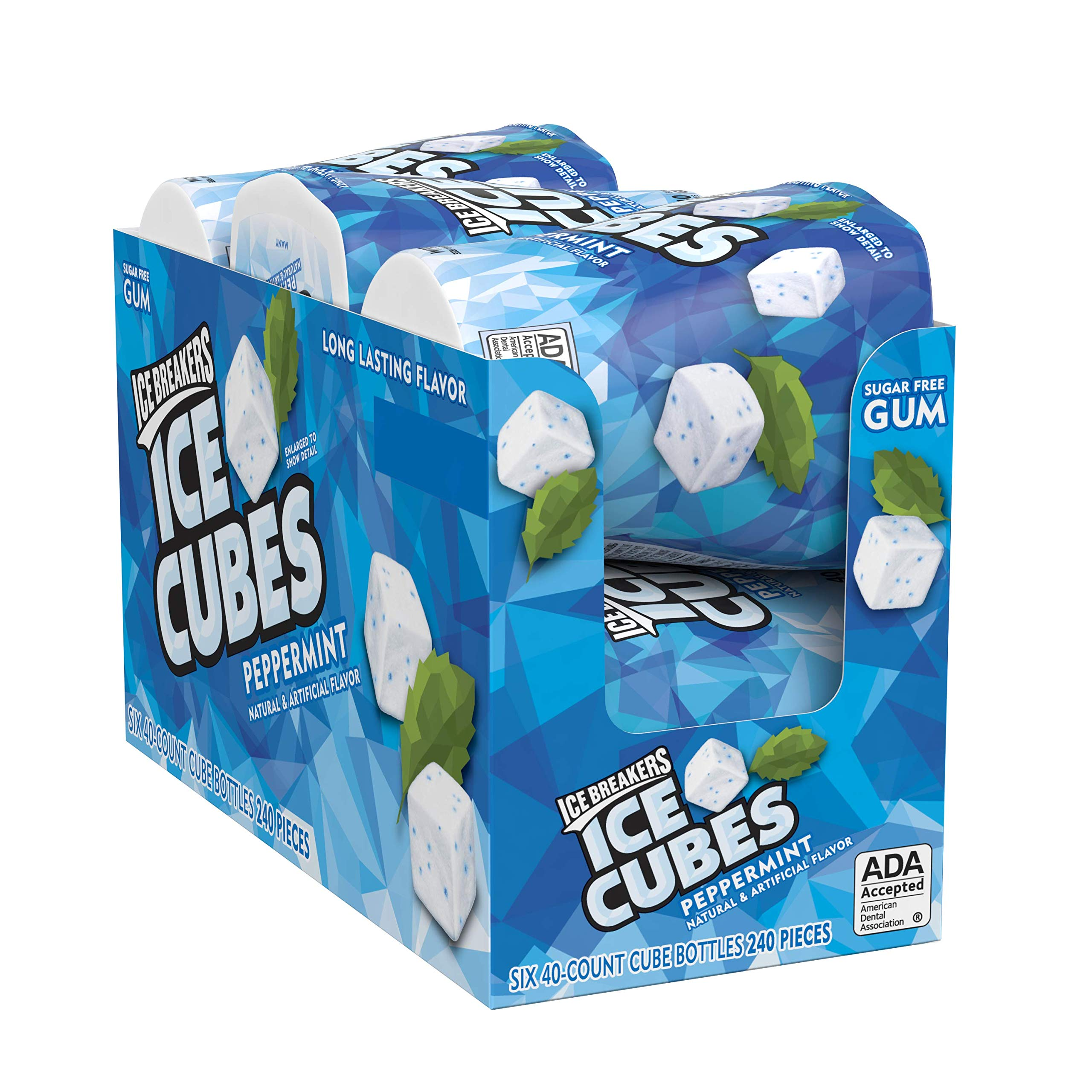 ice breakers ice cubes gum review
