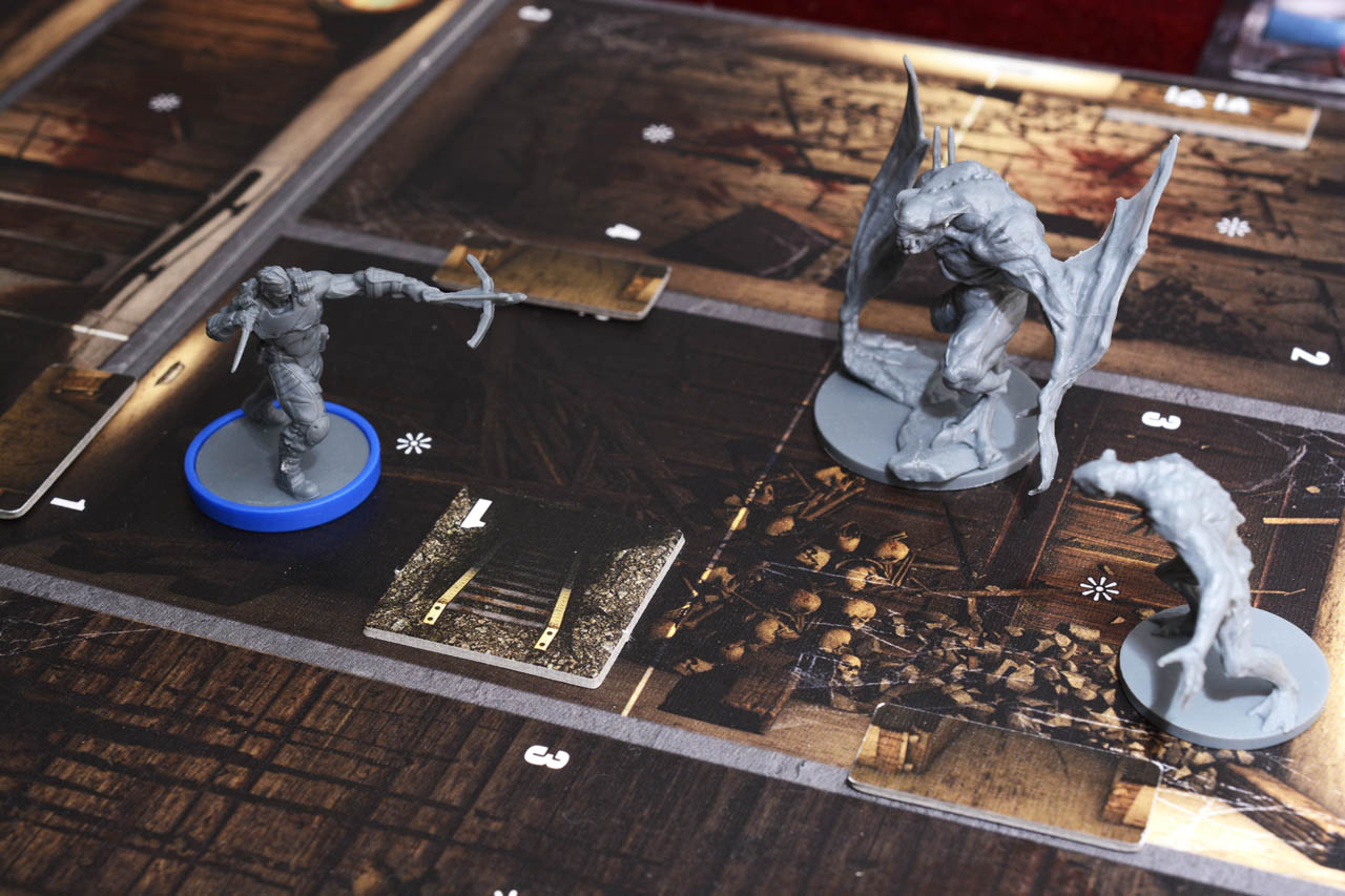 vampire hunters board game review