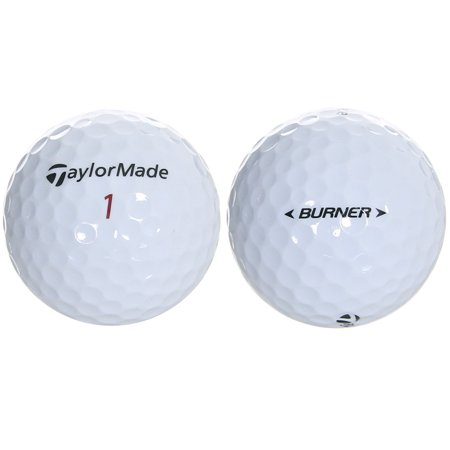 taylormade burner speed golf balls review