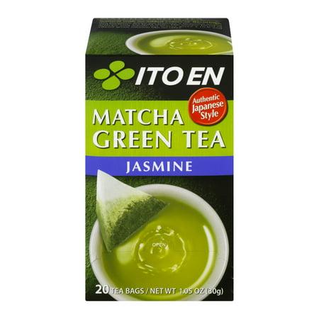 ito en matcha green tea review
