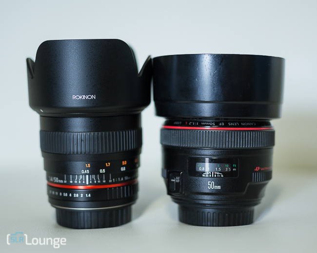 rokinon 50mm 1.4 af review