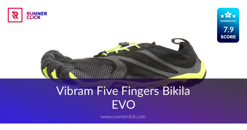 vibram five fingers bikila review