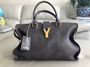 ysl cabas chyc small review