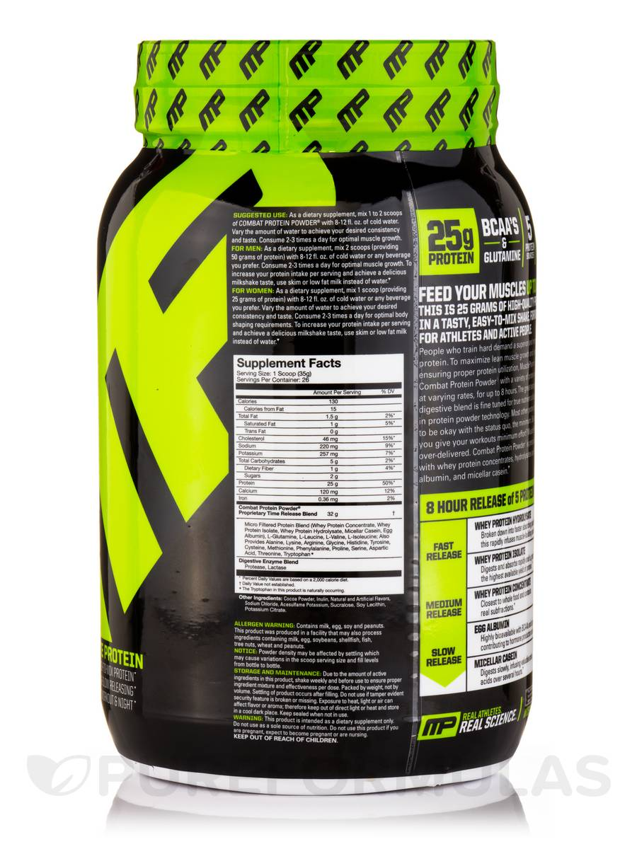 musclepharm chocolate peanut butter review