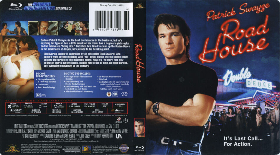 road house blu ray review