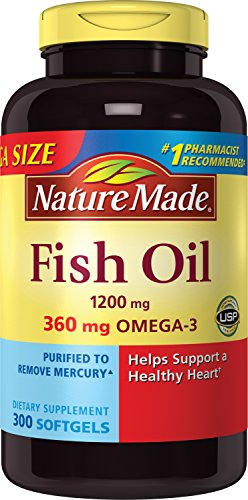 omega red fish oil review