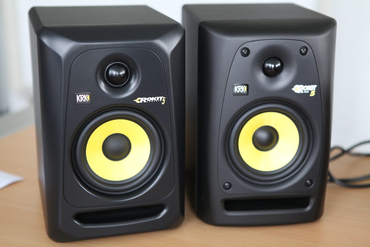 krk rokit 5 g3 review